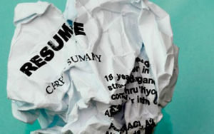 The Anatomy of a Fudged Resume and Its Lethal Consequences (2)