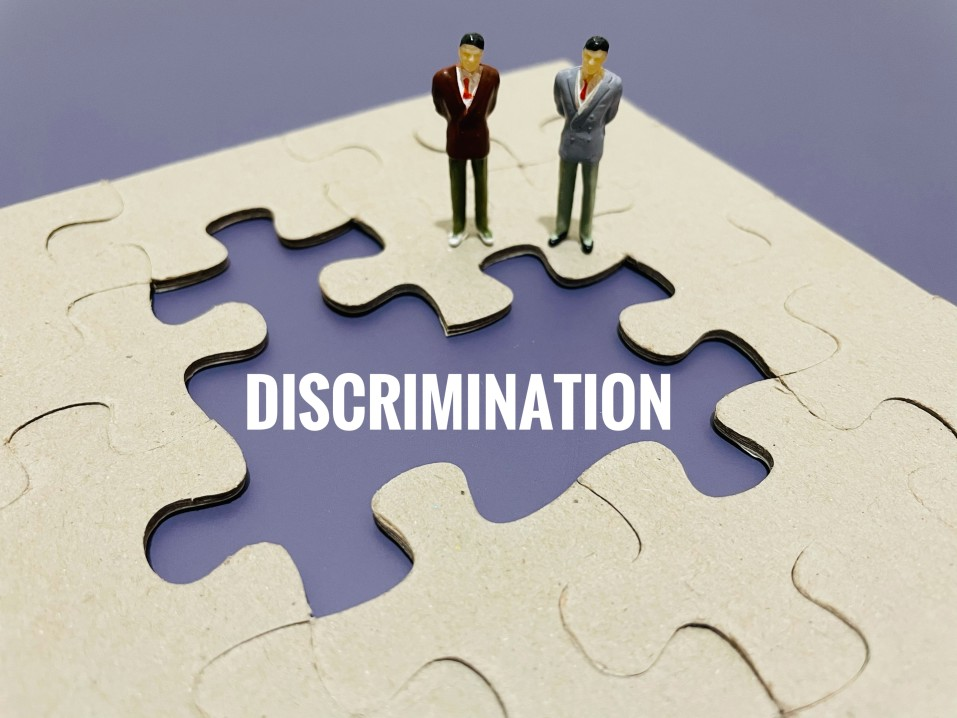 discrimination at workplace