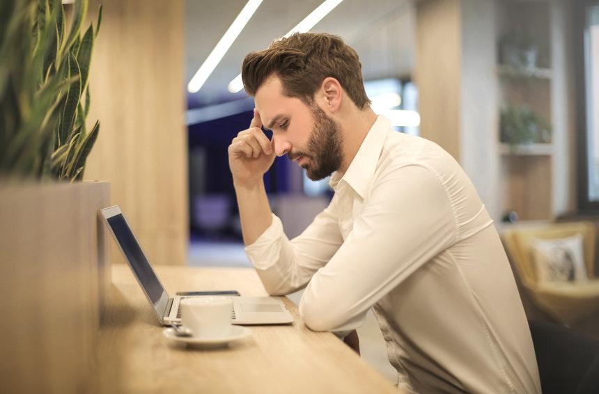 Alone man victim of career bullies