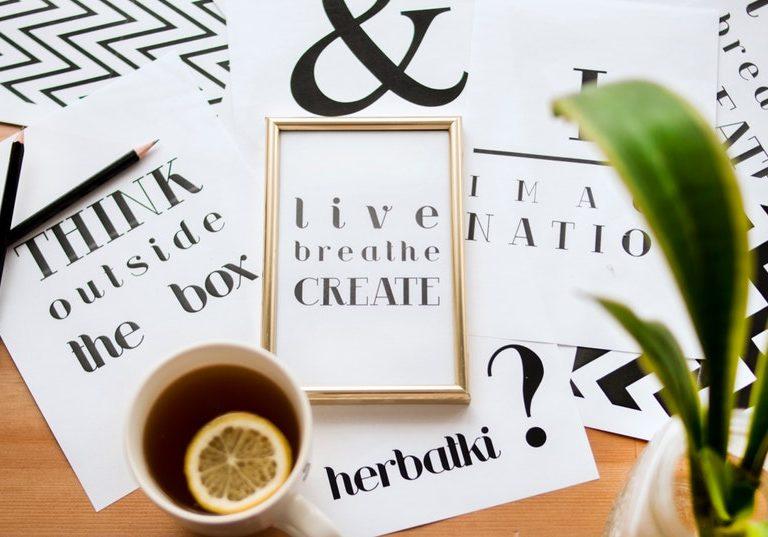 sample output of best resume format fonts