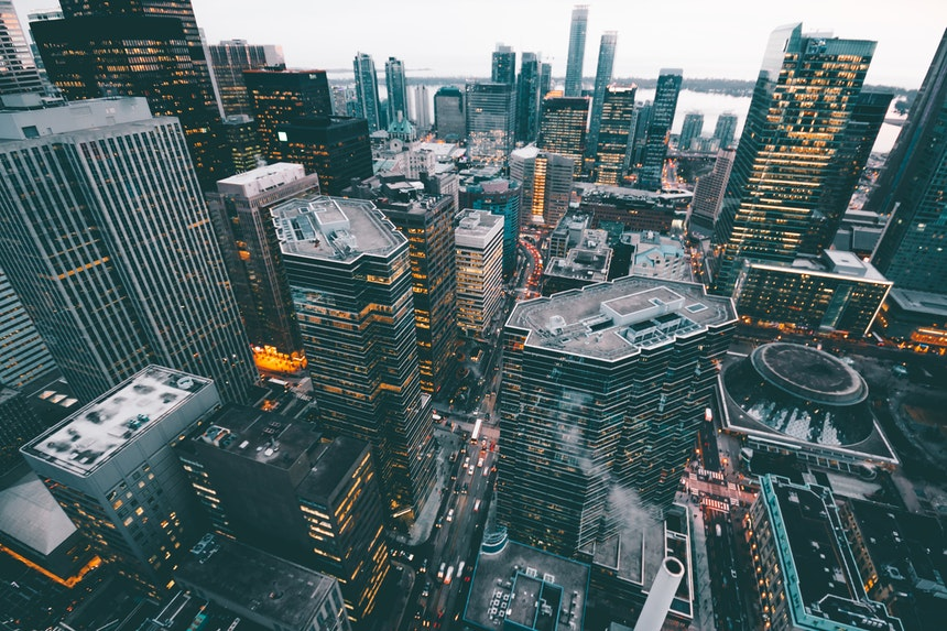 high rise buildings where machine learning is needed