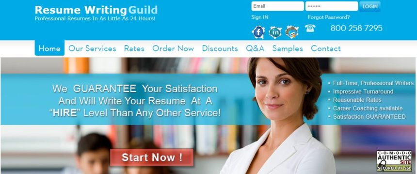 Resume Writing Guid for top resume writing services