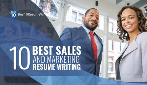 Best sales and marketing resume writing services