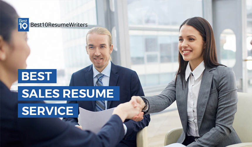 The 10 best sales resume services to watch out for in 2021 as listed by Best 10 Resume Writers