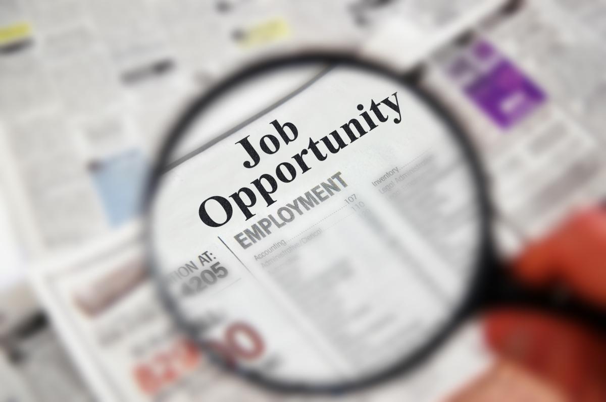 A jobseeker getting the job after hiring a CV writing service