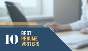 10 best resume writers
