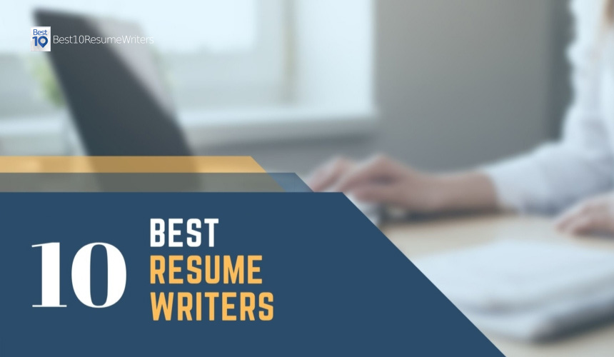 10 best resume writers