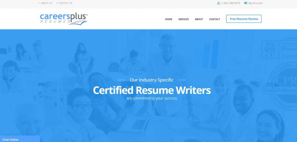 Federal Resume Writing Service in 2021 – Careers Plus Resumes Homepage