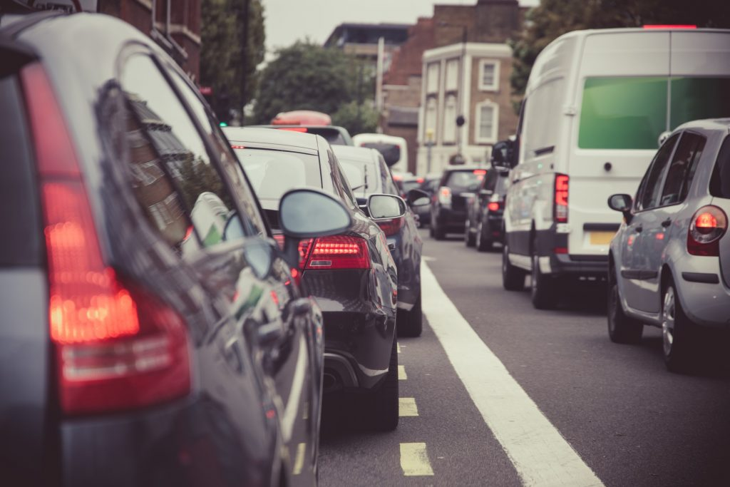 heavy traffic is one of the good excuses for work absence