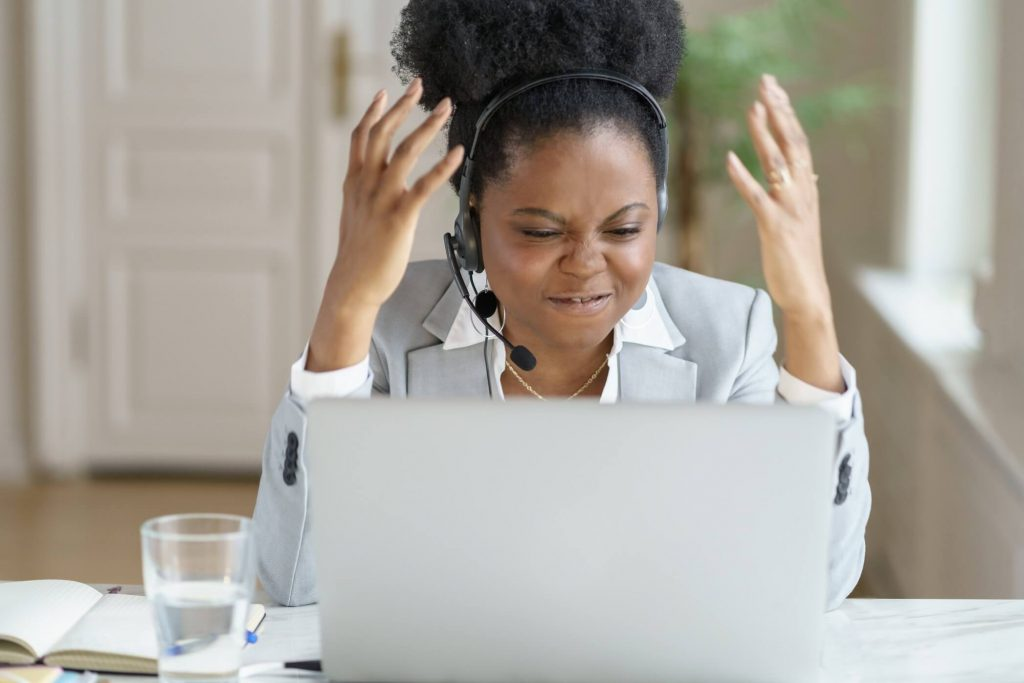 work stress is a sign to look for a new job