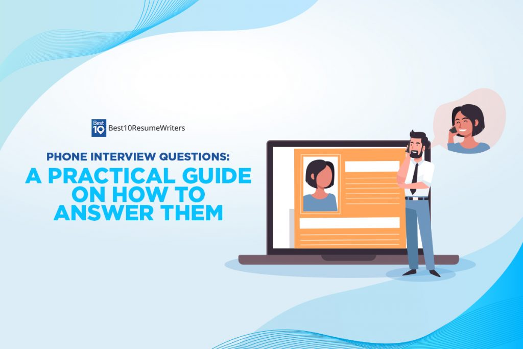 phone interview questions featured image